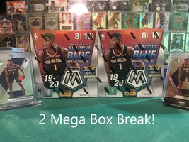Orlando Magic - 2019-20 NBA Panini Mosaic Basketball Box Break #14 - $7.91