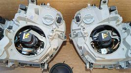 03-07 Mercedes W203 C230 C280 Xenon Headlight Head Light Lamps Set L&R POLISHED image 12