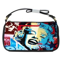 Marilyn monroe Shoulder Clutch Bag/Handbag/Purse-03 - $20.99