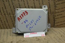 2004 Honda Pilot Engine Control Unit Valve Timing ECU 48310PVH013 Module 235-6D7 - $13.99