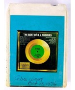 The Best Of BJ Thomas (8-Track Tape, 8T-CTN-18008) - $6.80