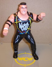 Nasty Boy Jerry Sags OSFTM WCW Collectible Wrestlers Action Figure WWE W... - $13.97