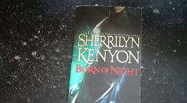 Born of Night By Sherrilyn Kenyon (2009, Paperback) image 1