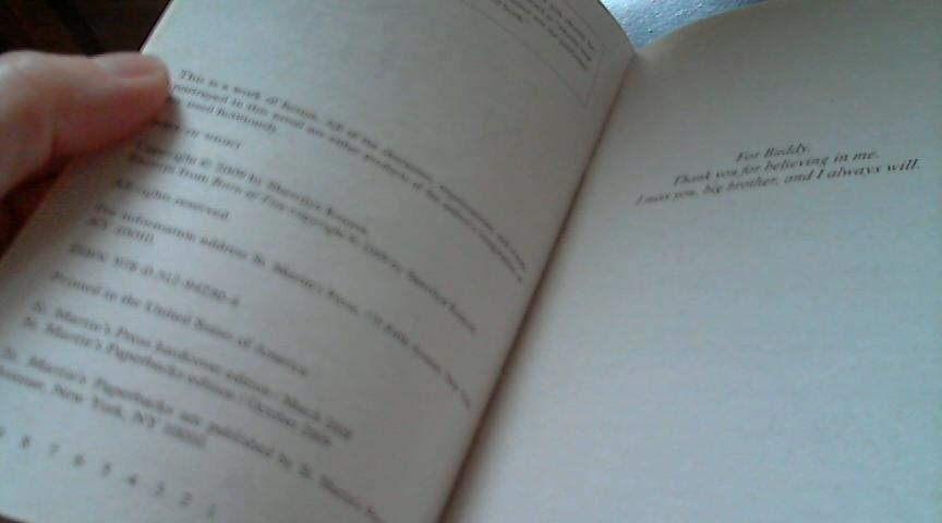 Born of Night By Sherrilyn Kenyon (2009, Paperback) image 3