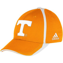 Adidas NCAA College TEXAS VOLUNTEERS ORANGE Football Curved Hat Cap Siz... - $15.00