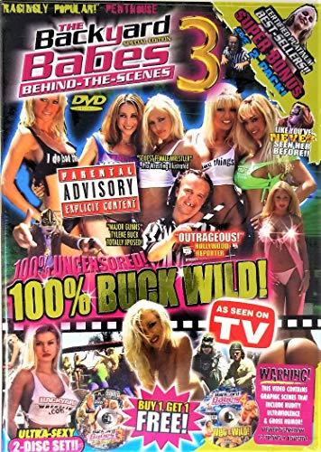 backyard babes: super bonus pack - vol 3 & 4 [dvd]