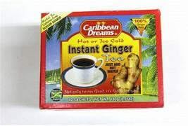 Caribbean Dream Instant Ginger Tea 10 sachets  - $13.86
