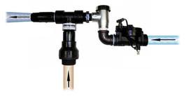 Basepump Water Powered Backup Sump Pump with Vacuum Breaker RB750-AVB - $335.00