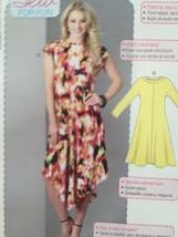 McCalls Sewing Pattern 7382 Ladies/Misses Dresses Size XS-M 4-14 New - $19.75