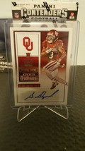 2016 Panini Contenders Draft Picks College Ticket Autograph #145 Sterlin... - $24.74