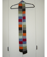 Multicolored Knit Scarf NWOT - $20.00
