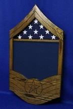 Air Force Senior Master Serg EAN T Military Award Shadow Box Medal Display Case - $360.99