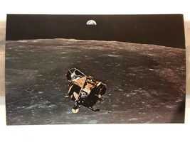 "NASA Apollo 11 Moon Landing - July 20, 1969 Picture Postcard  8 3/4"" x 5.5"" - $7.00"