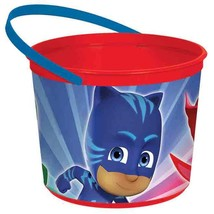 amscan PJ Masks Container, Party Favor, Standard, Blue/Red - $50.85