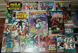 Marvel What if... 11 lot - $120.00