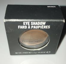 MAC Eye Shadow Bronze Frost New In Box 0.05oz New In Box - $44.16