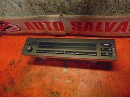 03 02 01 BMW 525 525i oem radio stereo information display screen 65.82-... - $24.74