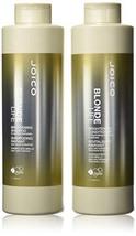 Joico Blonde Life Brightening Shampoo & Conditioner 33 oz. LITER SET - $39.15