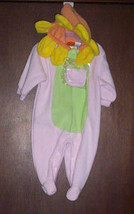 Baby Sunflower Halloween Costume Size 6-9 Months - $15.00