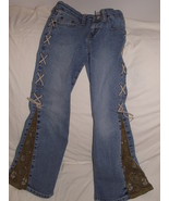 Girls size 7R jeans - $7.95