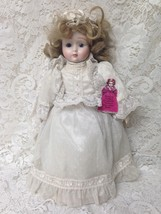 Vintage, Victoria Ashlea; House of Goebel, 16in  Musical Porcelain Bride... - $33.20
