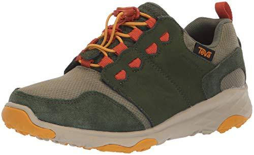 Teva Boys' Arrowood 2 Low WP Hiking Shoe, Kombu Green, 11 M US Little Kid