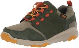 Teva Boys' Arrowood 2 Low WP Hiking Shoe, Kombu Green, 11 M US Little Kid image 1