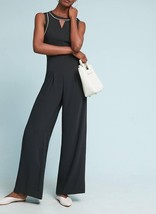 Anthropologie Whitney Tailored Jumpsuit $158 Sz 0 - NWT - $84.99