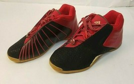 RARE Adidas T MAC 3 Chinese Year of the Goat Red/BLK/GLD S83742 - Size ... - $296.99