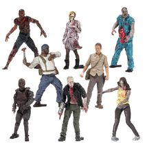 McFarlane Toys Building Sets The Walking Dead TV Series 2 Blind Bag Figu... - $14.35