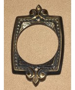 Amerock Vintage Brass Bonaventure Door Handle Plate - $13.00