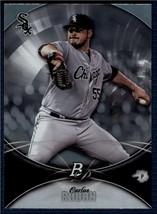 2016 Bowman Platinum #10 Carlos Rodon NM-MT White Sox - $0.75
