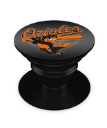 Baltimore Orioles Pop Up Phone Holder Expanding Stand Hand Grip Mount Ou... - $12.99