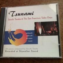 Seiichi Tanaka & The San Francisco Taiko Dojo Tsunami USED CD - $2.97