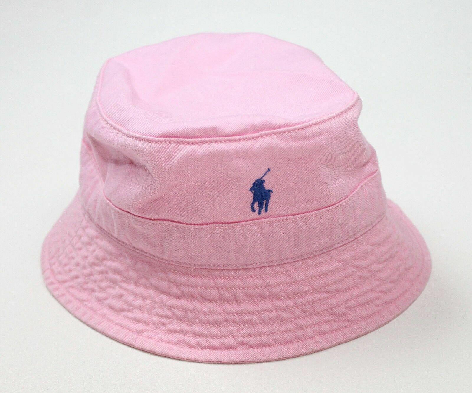 b012b4912d8 Polo Ralph Lauren Solid Pink Bucket Beach and 50 similar items