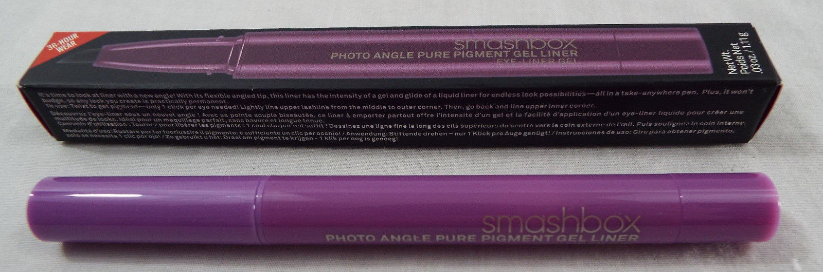 Smashbox Photo Angle Pure Pigment Gel Liner And 44 Similar Items