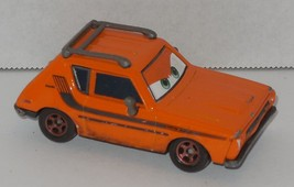 Mattel Disney Pixar Cars Grem Orange Rare HTF - $9.50