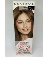 Clairol Loving Care Natural Instincts Light Brown 755 Hair Color - $49.99