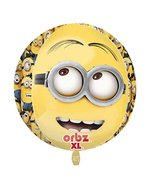 """Anagram International Despicable Me Orbz Balloon Pack, 16"""", Multicolor - $7.84"""