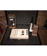 GE Security CTX 9000 X-RAY SYSTEM HVPS FAULT ISOLATION TOOL KIT P/N: 604... - $1,900.00