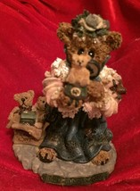 Boyd's Bears Bearstone The Collector 20th Anniversary Edition #227707 1997 - $17.00