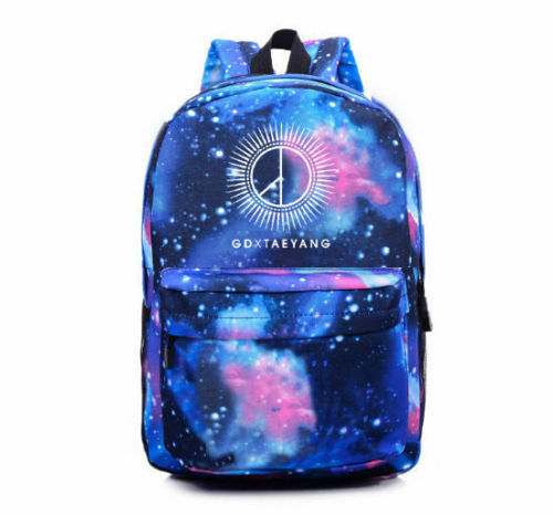 EXO  Schoolbag GOT7 Winner VIXX Starry Sky Backpack Satchel  Kpop