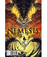 Project Nemesis #1 Matt Frank Cover [Comic] Matt Frank and Jeremy Robinson - $57.81