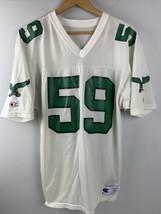 Vtg 90s Champion Jersey NFL #59 Blank Philadelphia Eagles 40 Made in USA... - $79.19