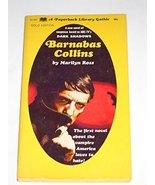 Barnabas Collins (Dark Shadows) (Paperback Library #62-001) [Paperback] ... - $21.29
