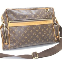 AUTHENTIC LOUIS VUITTON Monogram Sac Squash Multi-Pocket Shoulder Bag M9... - $1,201.19 CAD