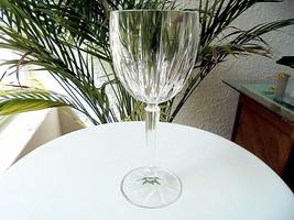 Mikasa Regal Flair Pattern Crystal Water Glass - $19.79