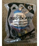 Mcdonalds Happy Meal Toys Puss In Boots 2011 New Young Humpty Dumpty Win... - $6.95