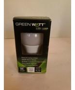 Green 50 Watt LED Lamp MR16 Flood 3000k Warm White GU10 - $15.72
