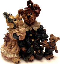 Boyds Bears, Louella & Hedda...the Secret, 1E Ultra Low Piece # 49 - $25.95